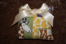 Baby bag accessory/lavender sachet