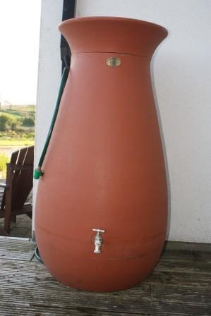 rain catcher - water butt