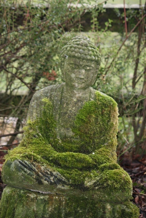 What statues do you have in your garden?