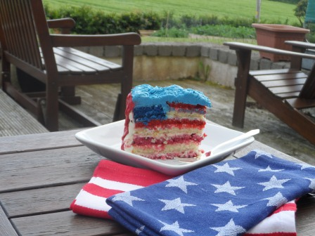 Independence Day Cake!