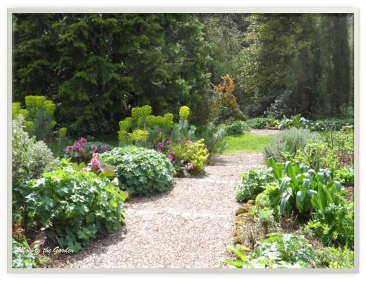 More of the formal gardens