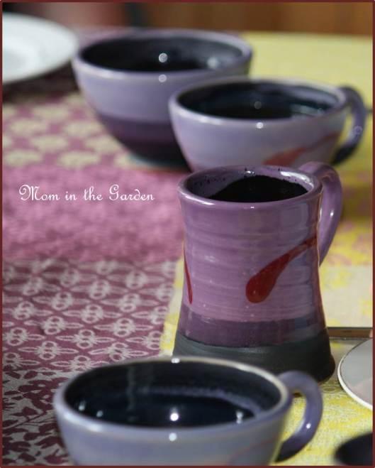 I love Irish pottery