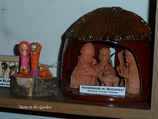 Christmas Crib Budapest 2