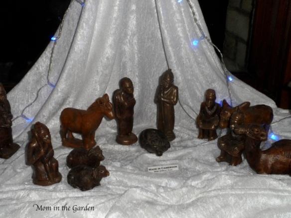 Christmas Crib Cameroon 1