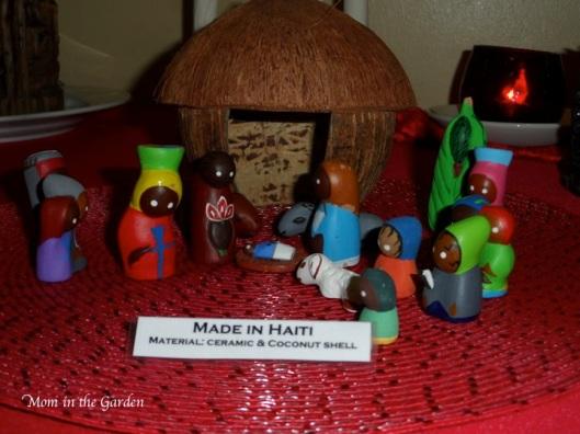 Christmas Crib Haiti 1