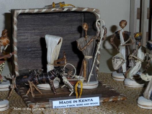 Christmas Crib Kenya 1
