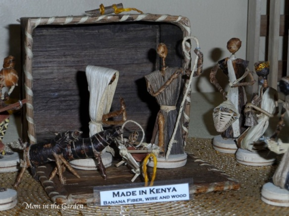 Christmas Crib Kenya 1