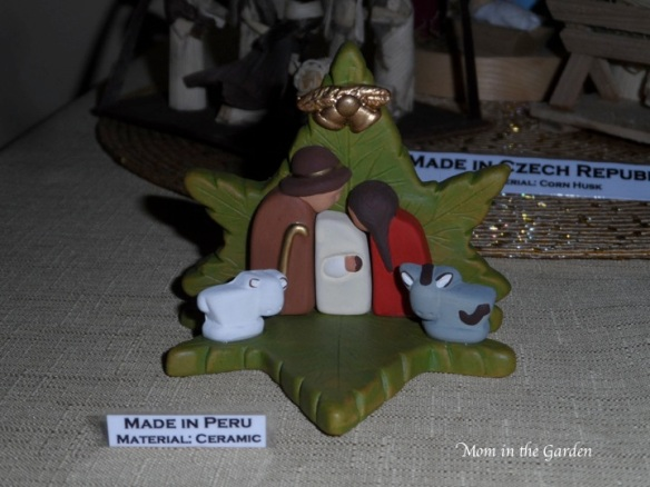 Christmas Crib Peru 2