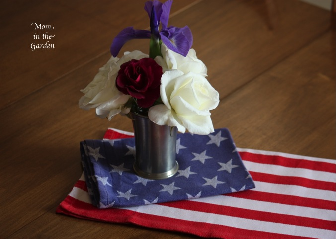 Stars and Stripes napkins