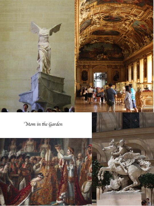 a few of my favourite things in the Louvre