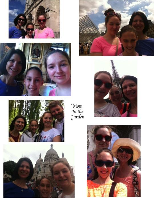we had a little bit of fun taking selfies :-)