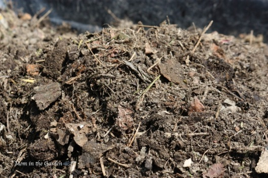 Compost looking pretty good