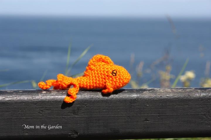 easy pattern crochet fish