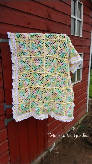 full blanket all finished