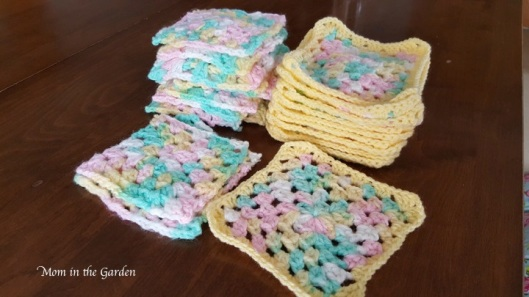 "granny ""squares"" that were anything but squares"