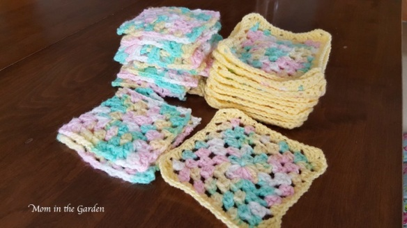 """granny """"squares"""" that were anything but squares"""