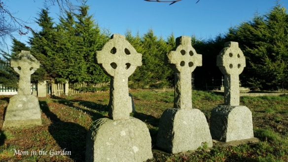 Celtic headstones