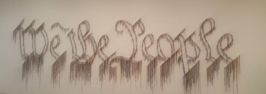 Artwork from the Institute of Contemporary Art (ICA) in Boston, Massachusetts