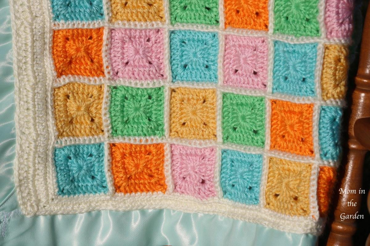 Creative Challenge Baby Blanket