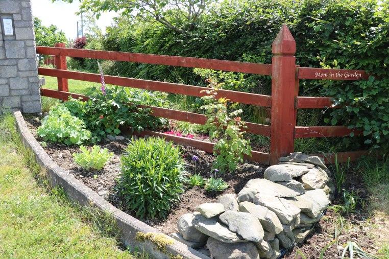Front gate garden