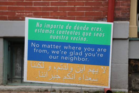 No matter where in the world you are from, we're glad you're our neighbor
