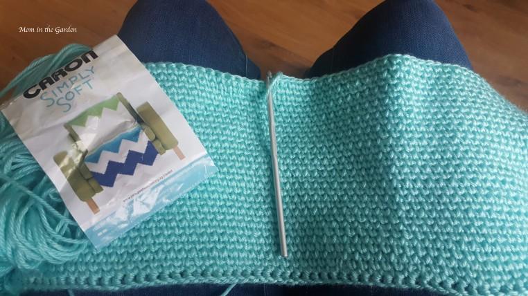 Blue Blanket in the beginning Jan 2019