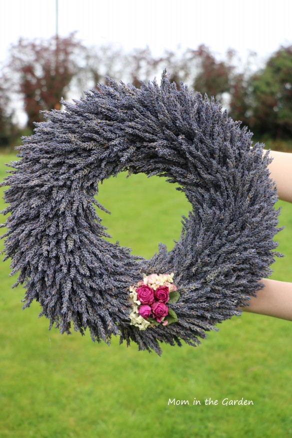 Nov Lavender wreath