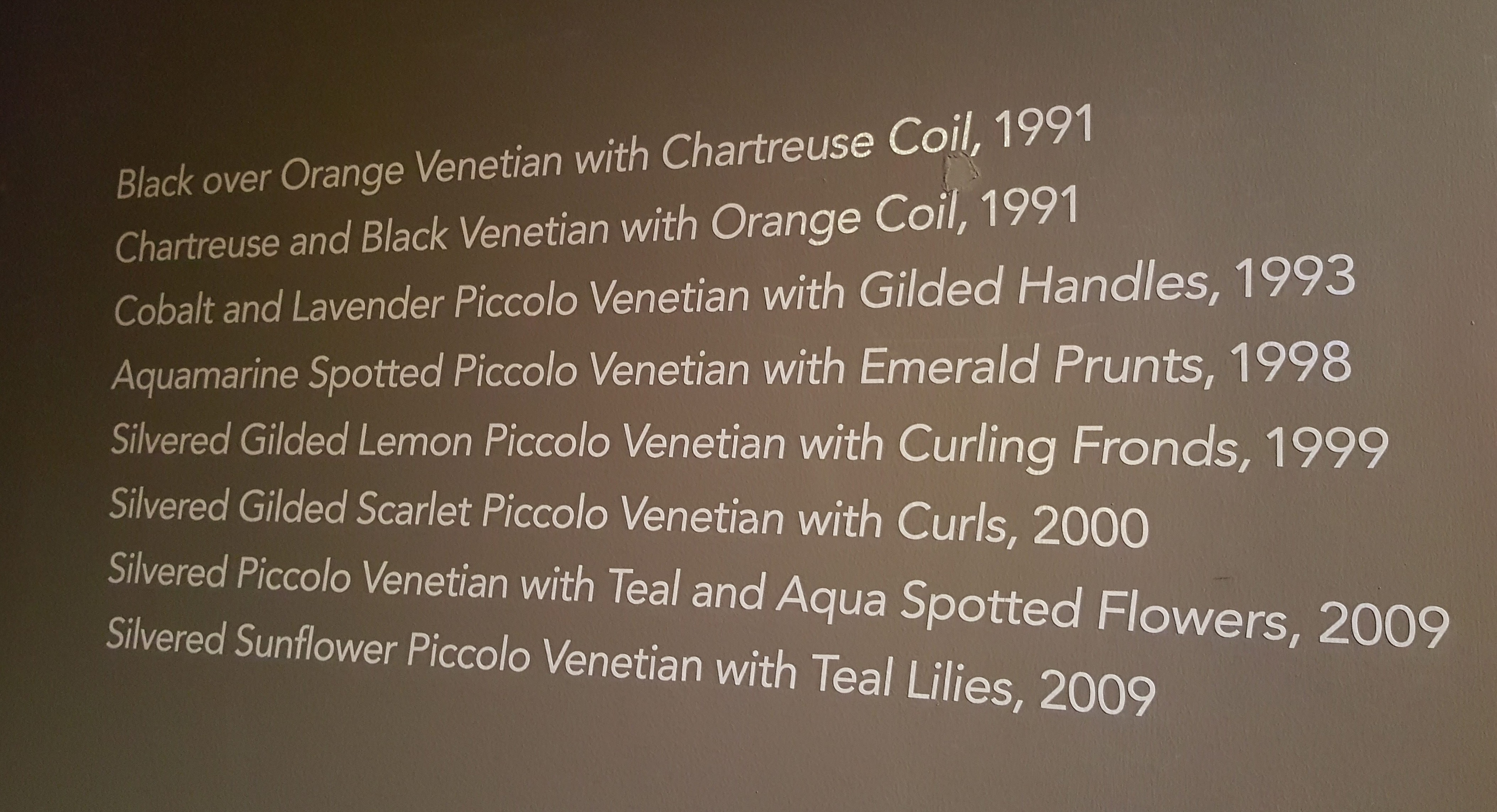 Venetians description