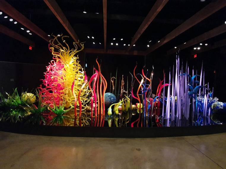 Mille Fiori 2010 - Dale Chihuly