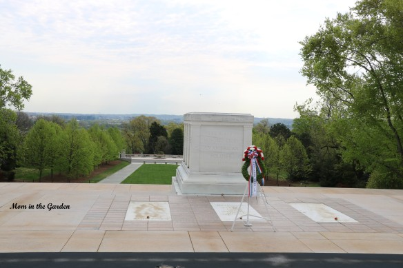Arlington National Cemetery Tomb of unknown soldier