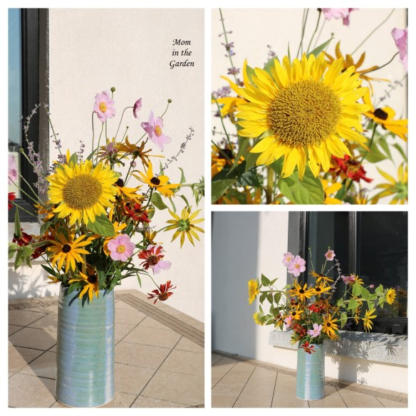 Sunflower arrangement September