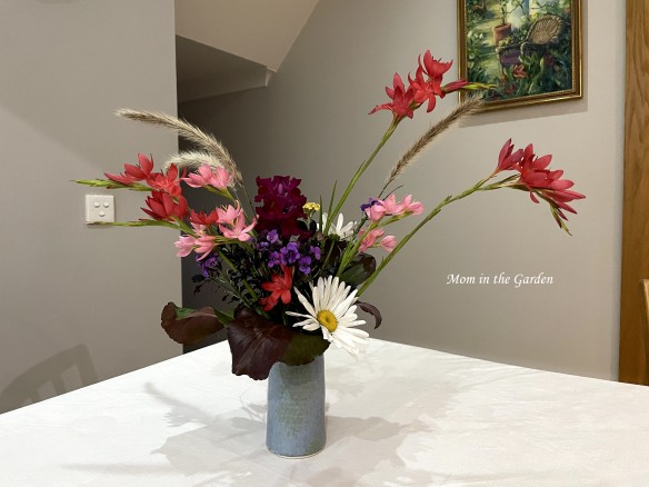 Flowers from the Garden November 14