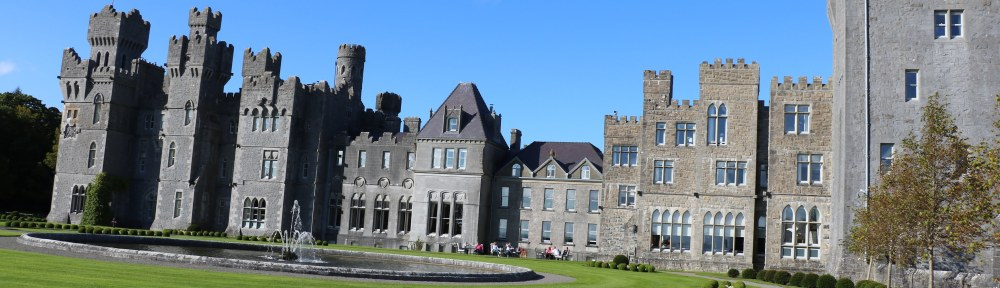 Ashford Castle full view