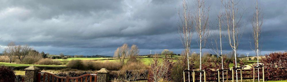 Stormy sky Feb 4